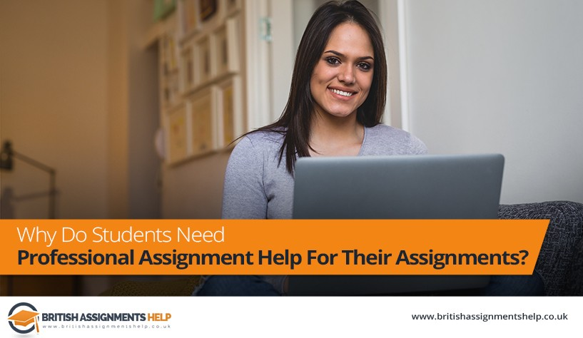 Why Do Students Need Professional Assignment Help For Their Assignments